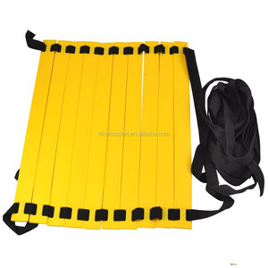foldable pro sport agility ladder with carry bag