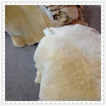 Natural Fur 100% Sheepskin Lining Wet Salted Sheep Skins - Buy Sheep on dry sheep equivalent,