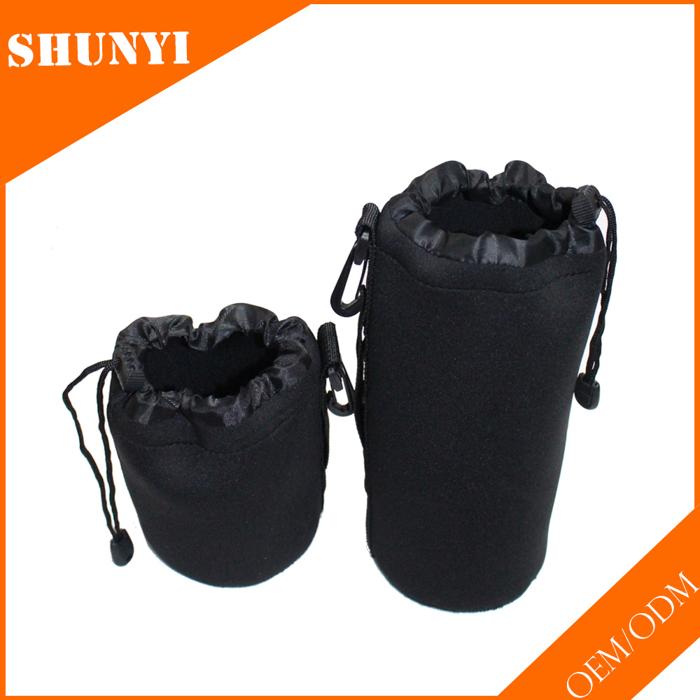 Dslr Soft Camera Lens Bag Lens Protector Pouch Bag