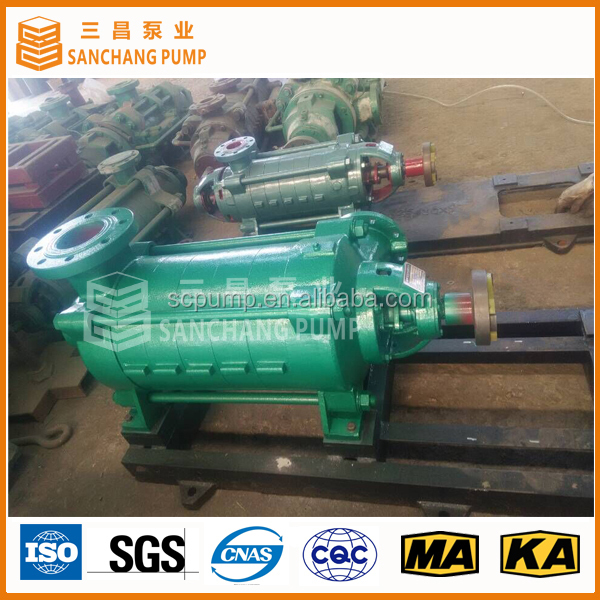 ZD horizontal multistage centrifugal mining slurry pumps