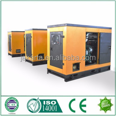 100KW Silent Type Diesel Generator from machine manufacturers