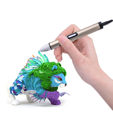 wholesale children intelligent art drawing Xmas gift 3d doodle pen