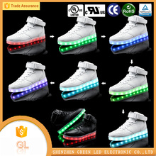 wholesale shoes rechargeable led light up kids shoes,led light shoes,led shoes