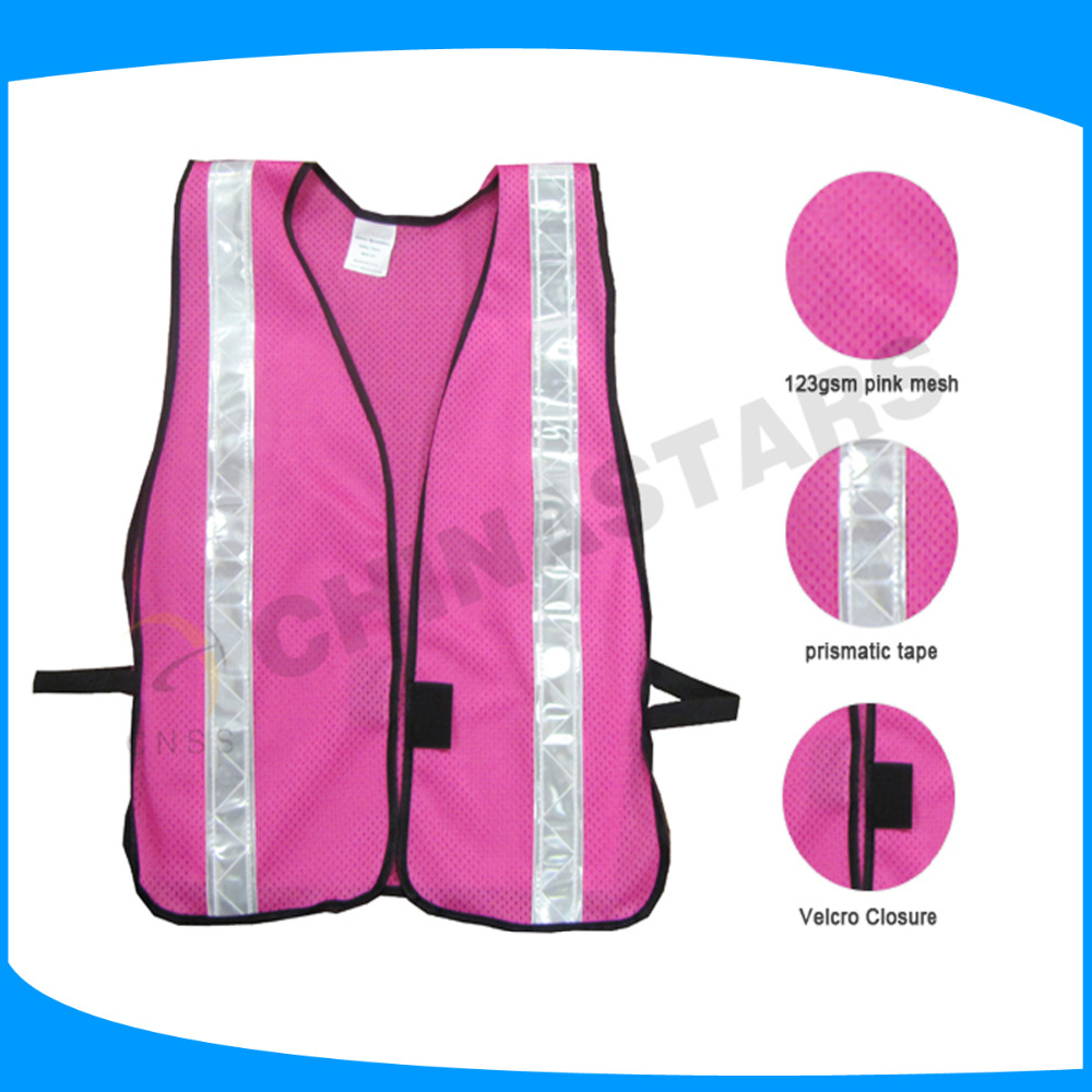 Hi-vis Pink Safety Jacket, Hi-vis Pink Safety Jacket Suppliers and ...