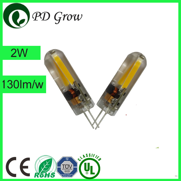 Useful Ra85 2700k 360 degree 12V/DC 150lm 1.5w G4 led bulbs dimmable replace incandescent led 9w bulb