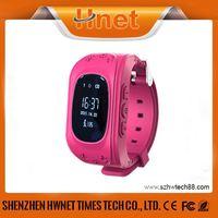 Kids GPS Smart Watch Kids Safe Location Watch with Sapphire SOS Button Anti Lost Kids Tracker