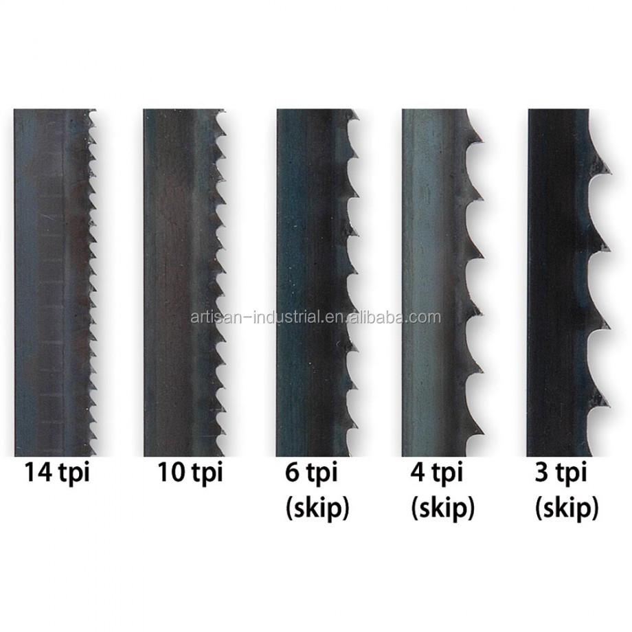 band saw blade for wood cutting