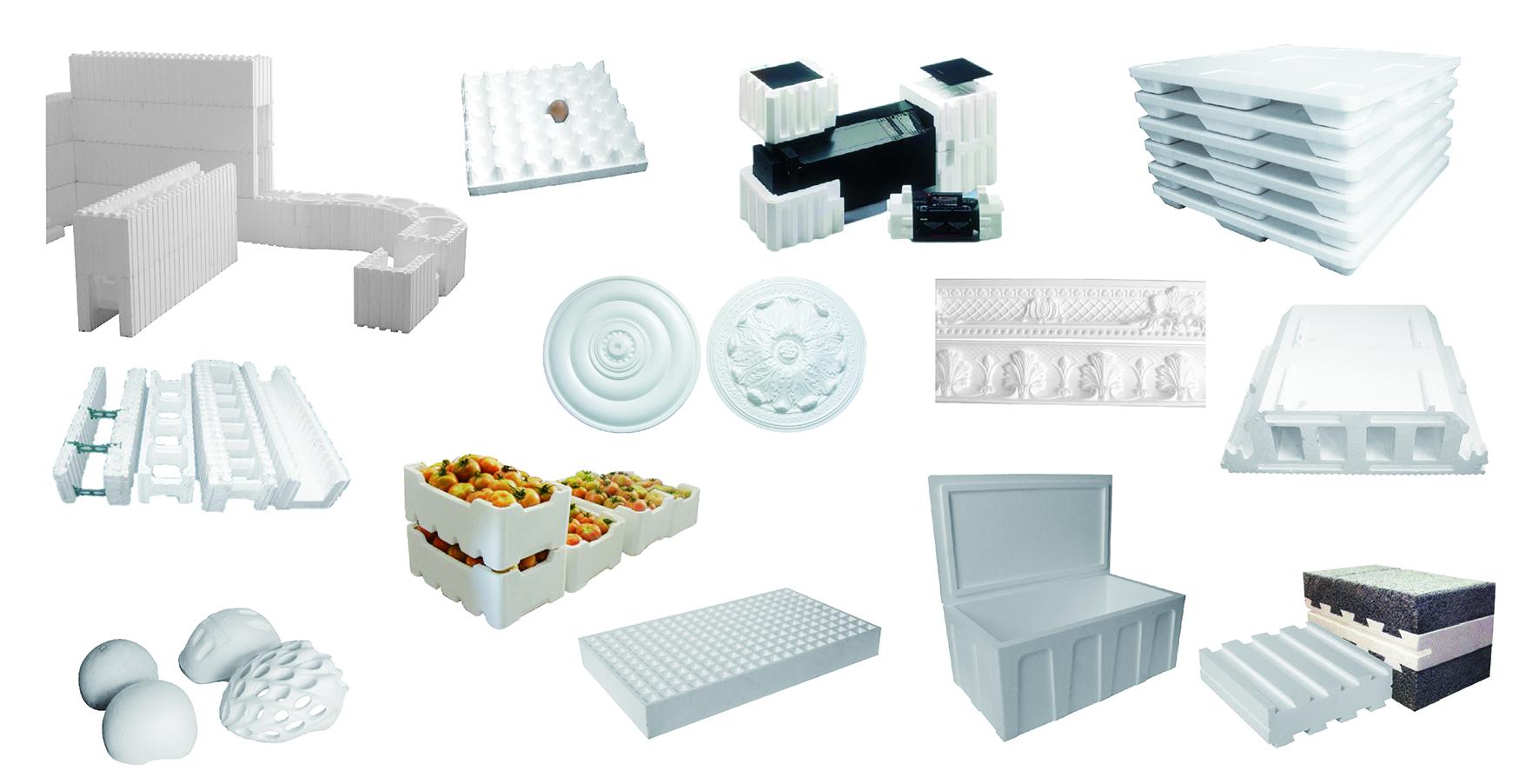 Fangyuan eps schuim machine fabricage koelbox verpakking piepschuim