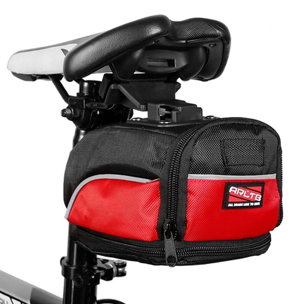 Mountainbike Satteltasche PVC MTB Satteltasche Hecktasche Bike Tasche