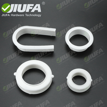 Jiufa Furniture Hole Decorative Edge Seal Trim U Shape Deodorant Seal Ring  O Shape Sewer Pipe Detachable Wall Hole Cover - Buy Bathroom Cabinet Drawer