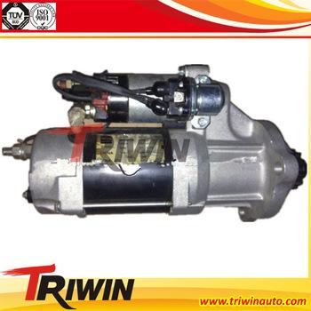 Qsm11 Engine Starter 5284086 24v 3.5kw 5284086 Dongfeng ...