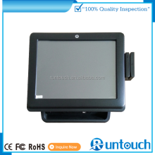 Runtouch RT-6700A 15inch fanless POS for Restanurant Relibale POS system at Competitive prices from assessed Supplier