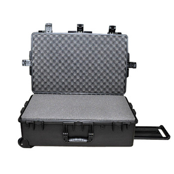 2017 Hot New Products IP67 Rugged Waterproof Wheeled Storage Boxes With  Handles