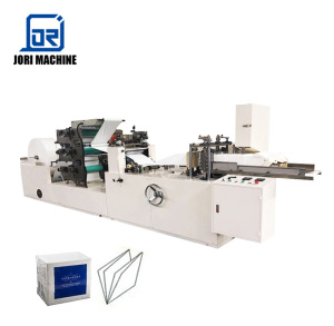 Easy Operation Napkin Serviette Paper Folding Machine