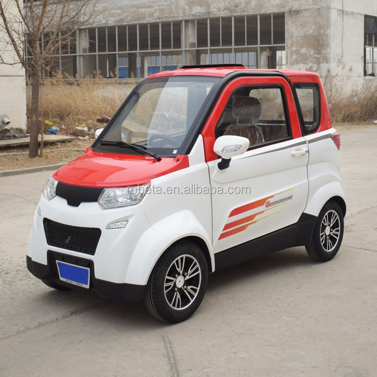 Portable Mobility Scooter Electric Micro Car Four Wheel