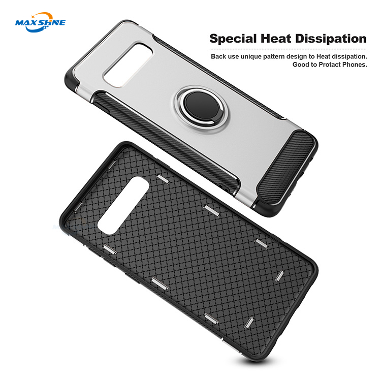 Maxshine New Luxury Carbon Fiber Mobile Phone Case For Iphone X Xr Xs Max Case