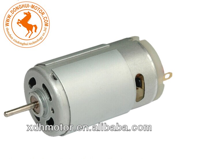 Small Car Dc Vacuum Cleaner Motor 12volt Brushed 12 Volt