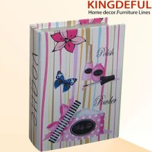 Decorative Gift Book Box , Butterfly Design Series