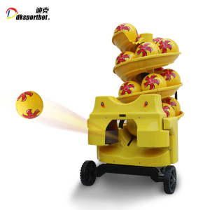 Football machine Soccer ball machine training machine with remote control