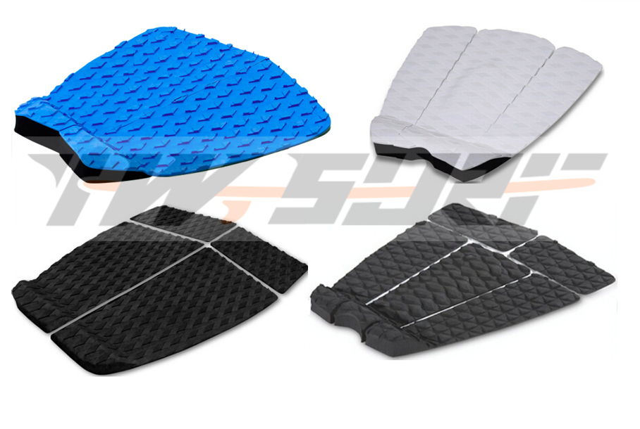Longboard Stand Up Paddle Board กระดานโต้คลื่น kite board Inflatable SUP EVA Deck Pad