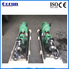 304 or 316 stainless steel screw pump for food