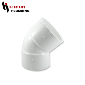 JH0448 60 degree pvc elbow