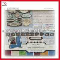 paper kit for cardmaking