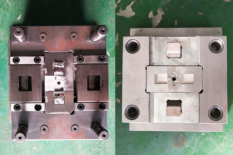 Automotive plastic button mold plastic parts mold design and development