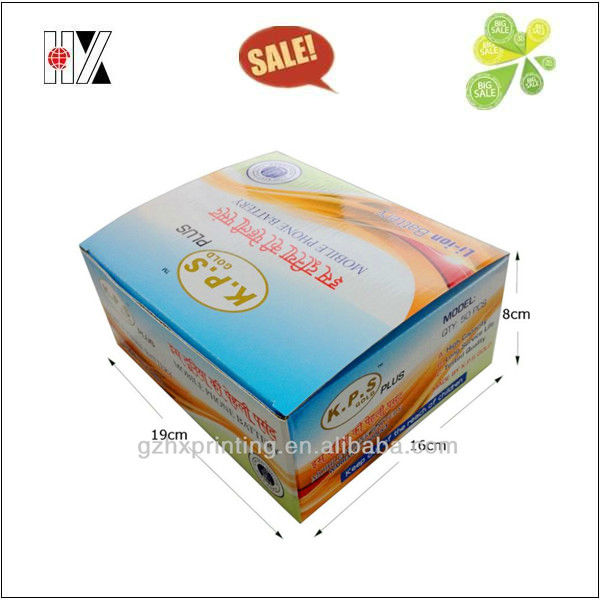 cover matte lamination variety color printed paper food box making machines