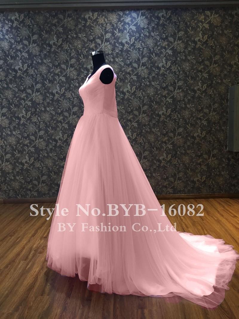Bridesmaid Dresses Maxi Ball Gown Big Wedding Dress Bridal Gown Made ...
