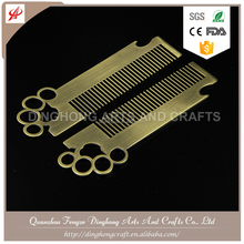 Custom Logo Combs China Wood Beard Comb Straightening