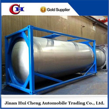 ASME Standard gas natural iso tanker container