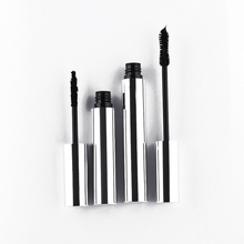 Waterproof unique long lasting growth natural black private label 3D fiber mascara