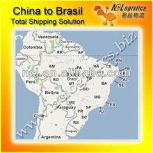 China products shipping price to Brazil freight