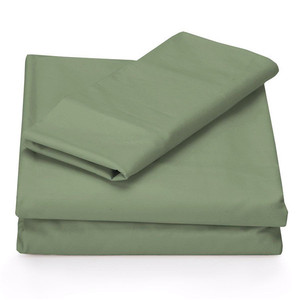Top quality 100%polyester hotel microfiber sheet set