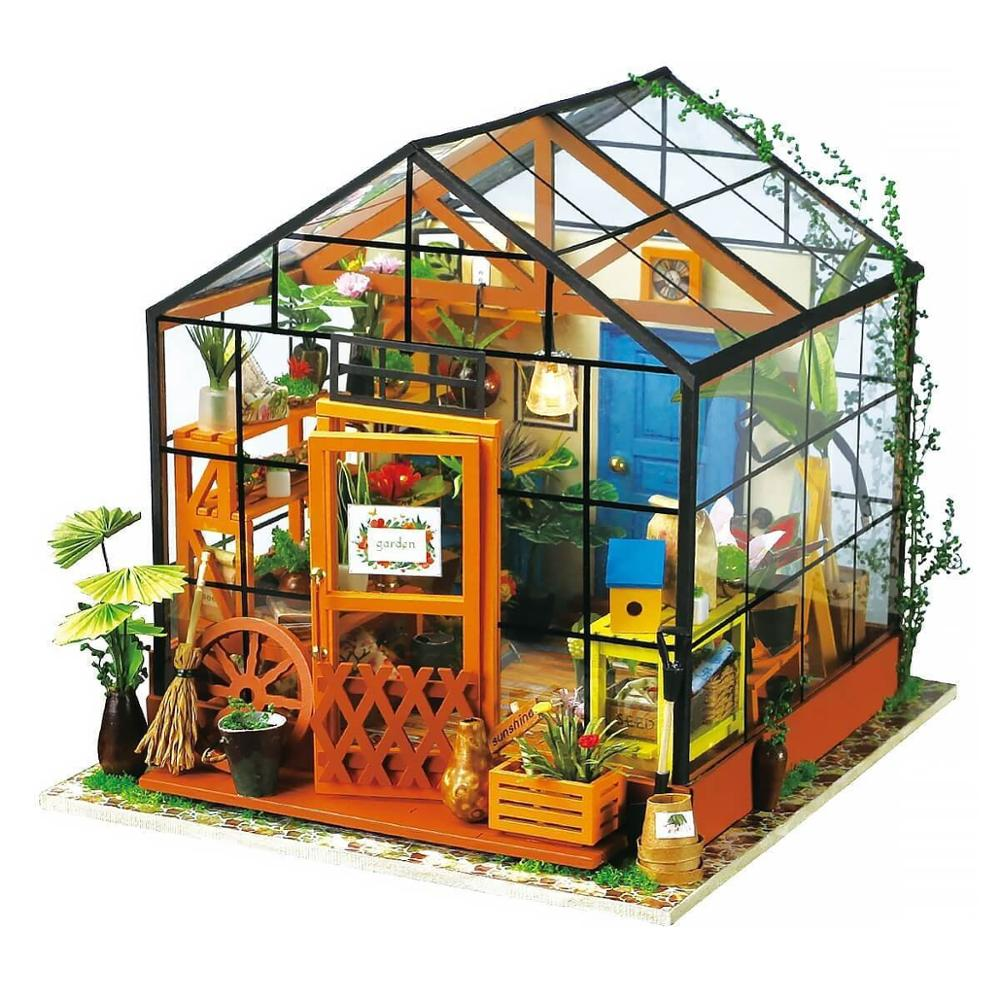 Furniture Cathy S Greenhouse Diy Wooden Doll Houses Buy Wooden