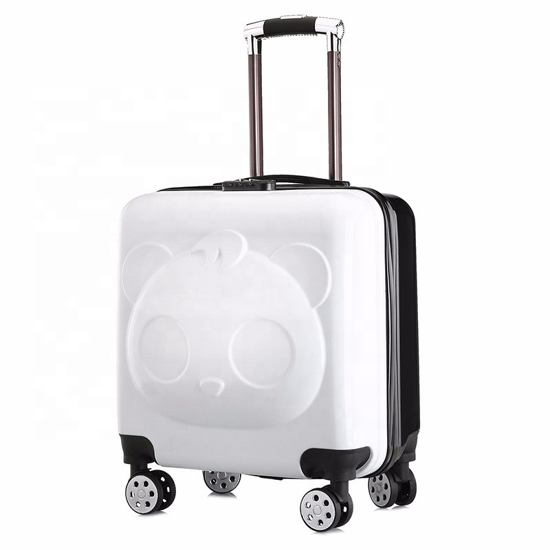 Gear Up Amazon custom design aeroporto valigia da viaggio 3D animale carino bambini deposito