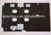 making high quality pvc card punch slot(Inkjet Printable for Epson printer)