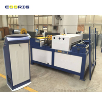 Air conditioner pipe/square auto duct production line 3, HVAC rectangular making