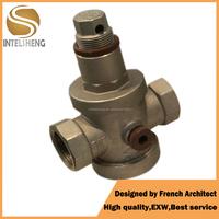 oil boiler fire safety valve