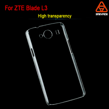 hot sale online 128b2 3fb7b Factory Wholesale 3d Sublimation Blank Cell Phonecase For Zte Blade L3 Hd  Case,Back Cover For Zte Blade L3 Case - Buy Transparent Crystal Mobile  Phone ...