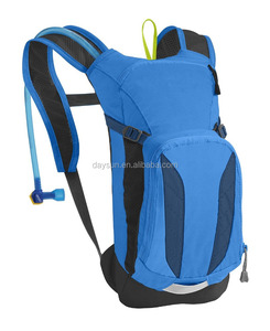 Best Blue kids hydration pack backpack