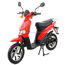 Swift Lightweight 500W 48V e scooter city moped Electric motorcycle for wholesale
