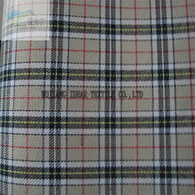 600D Polyester Yarn-dyed checked Fabric For Sleeping Bags