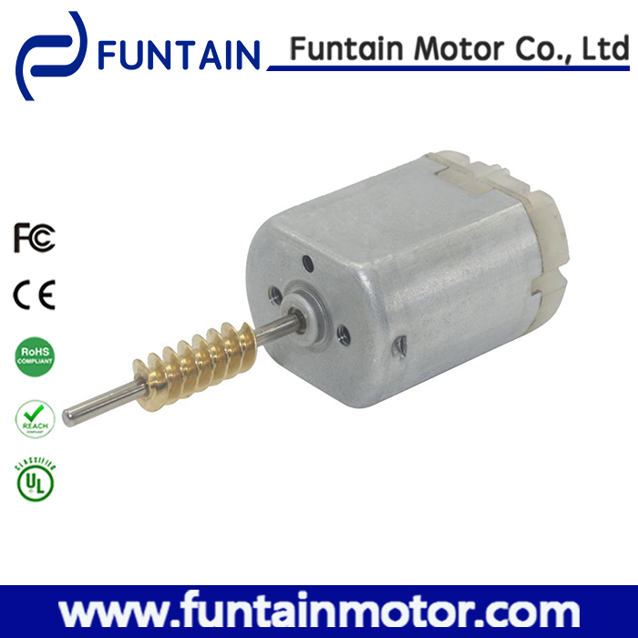 24mm 12v 12500rpm Central Door Lock Actuator Motor FT-280SA-22125