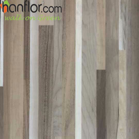 Best Price Waterproof easy click lock vinyl plank flooring for commercial