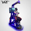 VART 1 seat 9d vr horse riding / Amusement park 9d cinema rides horse riding simulator for sale