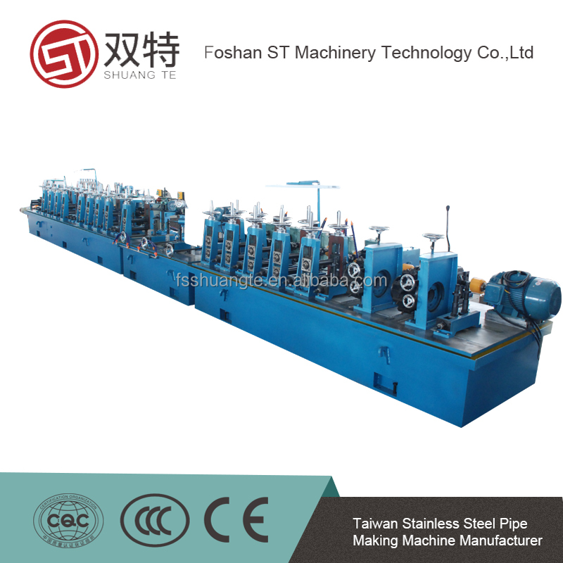 Stainless Steel Indian Tube Mill/Pipe Manufacturing Machine