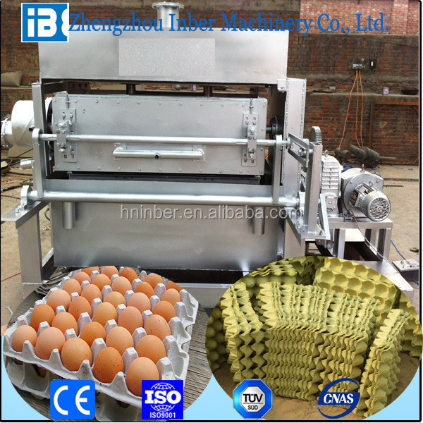 egg boxes making machine egg carton forming machine
