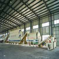 Popular in Mexico waste to energy recycling machine for city waste sorting system